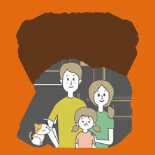ペットは家族!ずっと一緒に暮らせる快適な家を創りたい